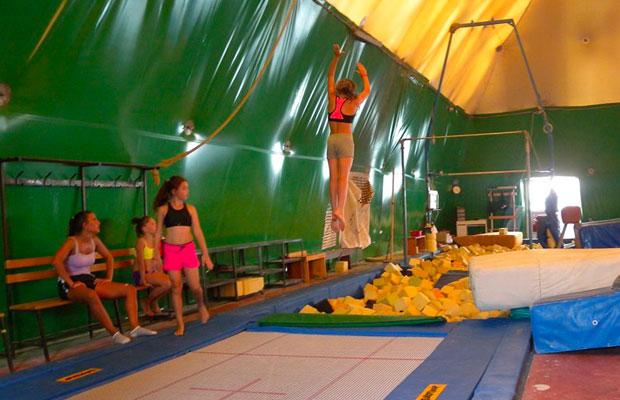 Camp artistica 2021 - Eurocamp