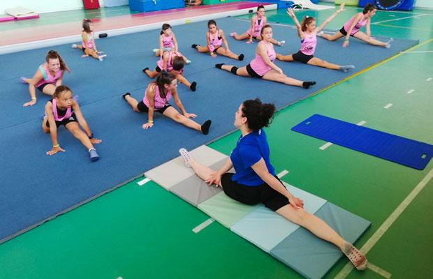 Camp artistica 2021 - EuroCamp - allenamento