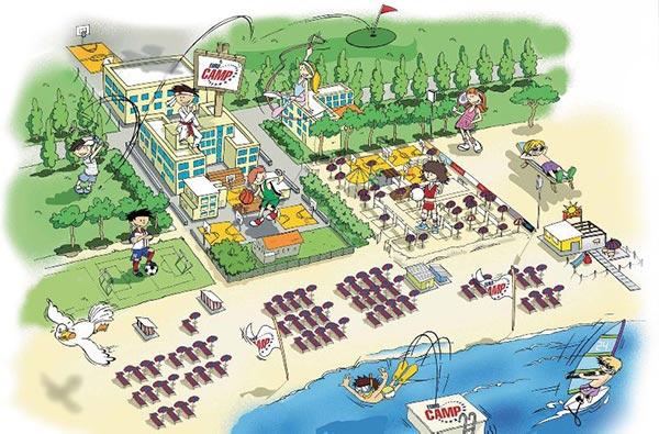 villaggio vacanze famiglie cesenatico EuroCamp