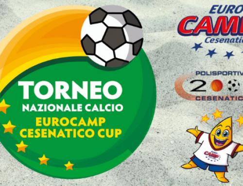 """6° Torneo Nazionale Giovanile di Calcio """"EuroCamp Cesenatico Cup"""""""
