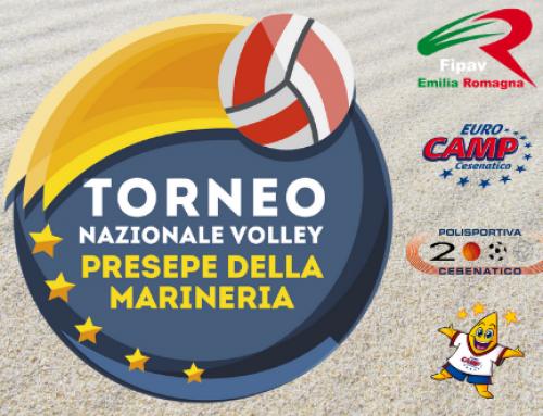 Befana 2022 – 14° Torneo Nazionale Volley Presepe della Marineria